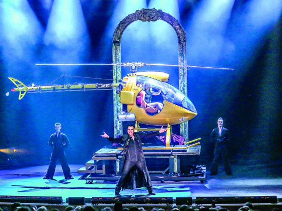 Intriguing, innovative and mind-blowing grand illusions return to Andy Williams PAC and Theatre