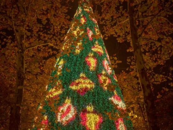 Let There Be Light! Holidays get even brighter at Silver Dollar City
