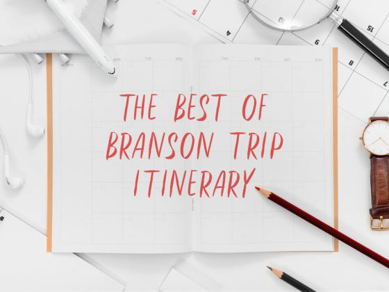 The 7-Day Best of Branson Couples Trip