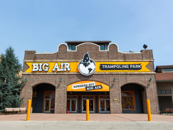 Have some FUN at Branson's Big Air Trampoline Park!